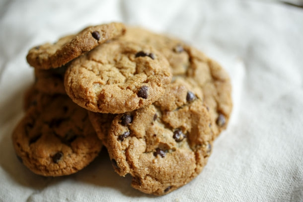 healthy cookie from holmes place