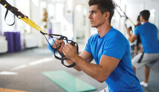trening na TRX | Holmes Place
