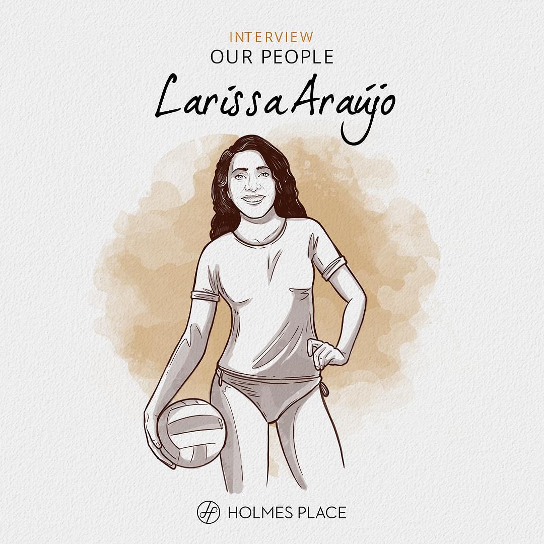 Our People – Larissa Araújo | Blog | Holmes Place