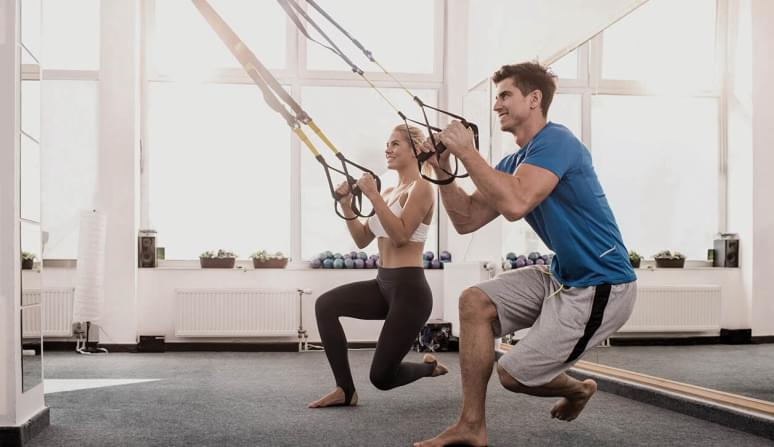Holmes Place | TRX Bootcamp