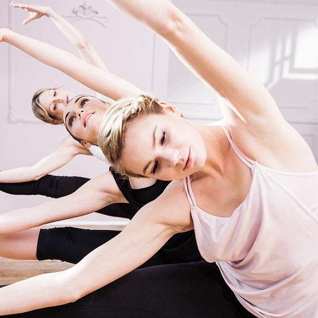 Clase de Ballet Flow | Holmes Place