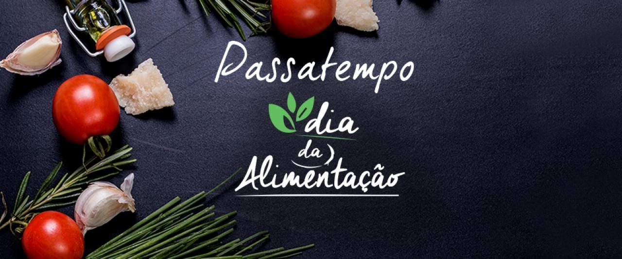 PASSATEMPO DIA DA ALIMENTAÇÃO | REGULAMENTO | HOLMES PLACE