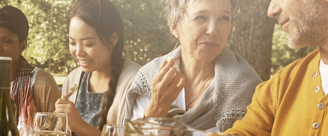 Refeição em Família | Alimentos que envelhecem | Holmes Place