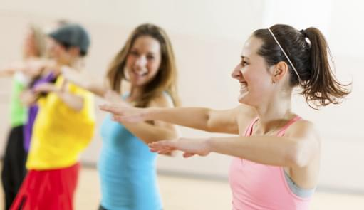 Dance Fit | Aulas de Grupo | Holmes Place