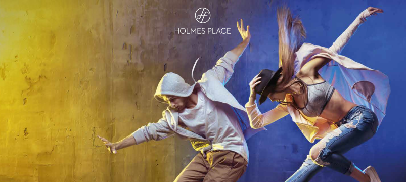 Holmes Place | Dancing Fever Διαγωνισμός χορού