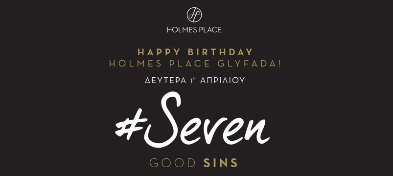 Holmes Place | Happy Birtday Glyfada Club