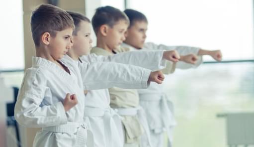 Crianças no judo | Judo Kids | Aula de Grupo | Holmes Place