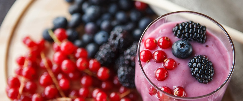 Frutos vermelhos | Pele | Holmes Place