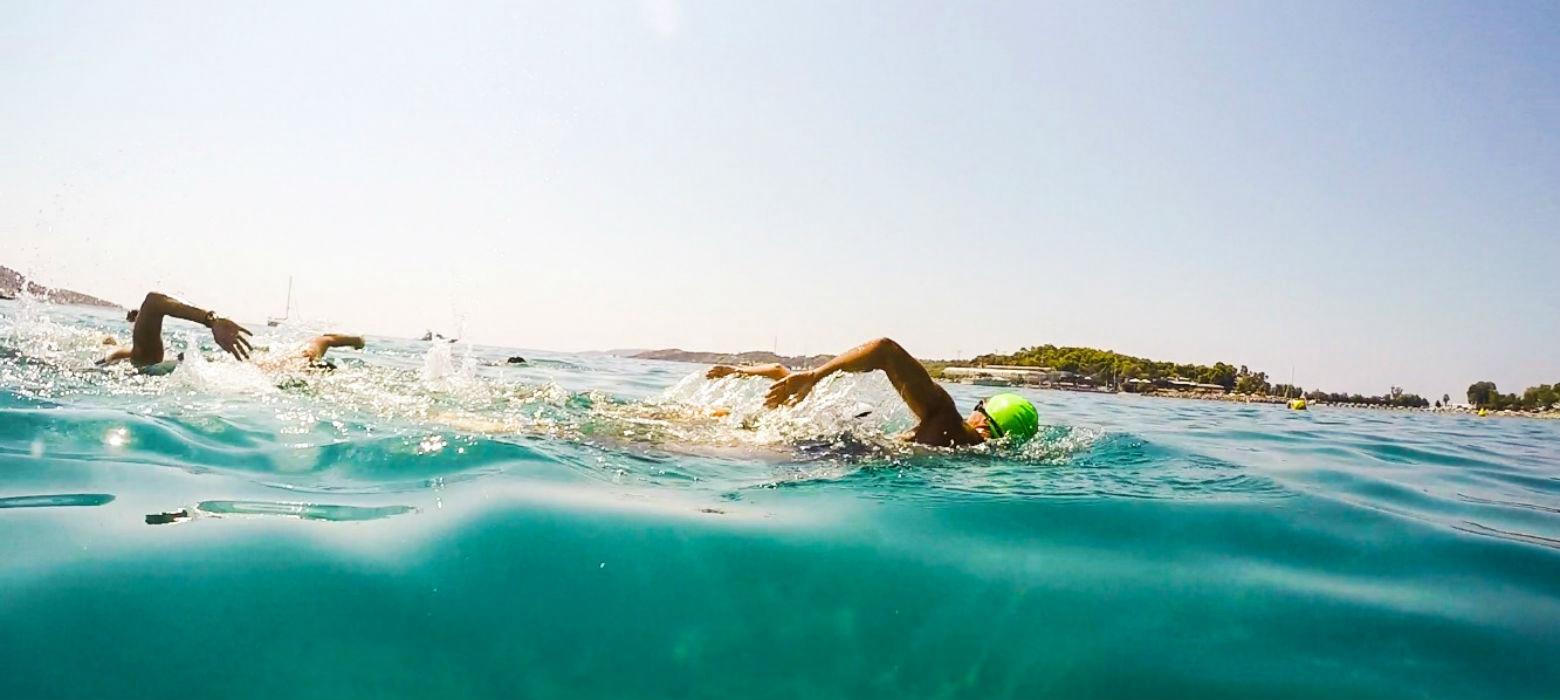 Holmes Place | Open water swimming: Απόλαυσε μια διαφορετική εμπειρία άθλησης!