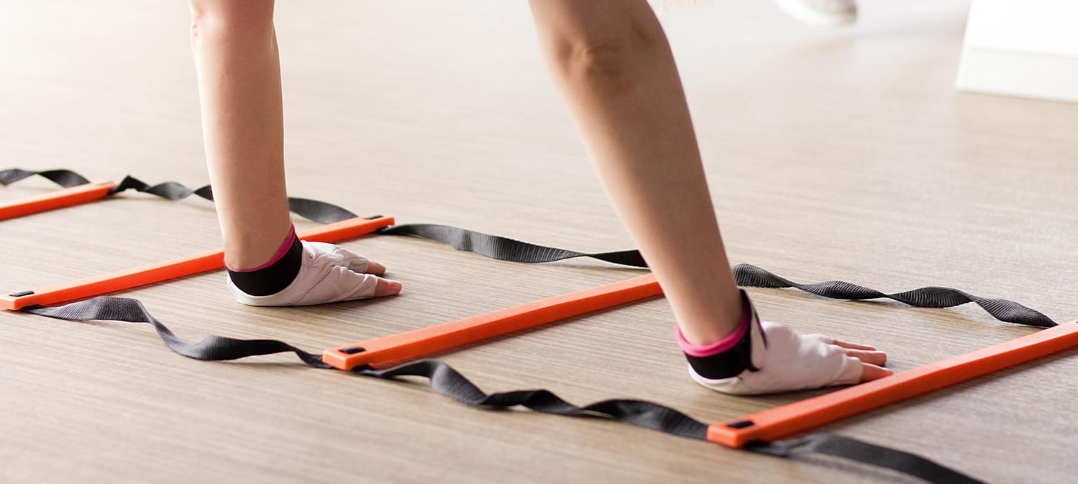 Circuit Training com Agility Ladders | Holmes Place