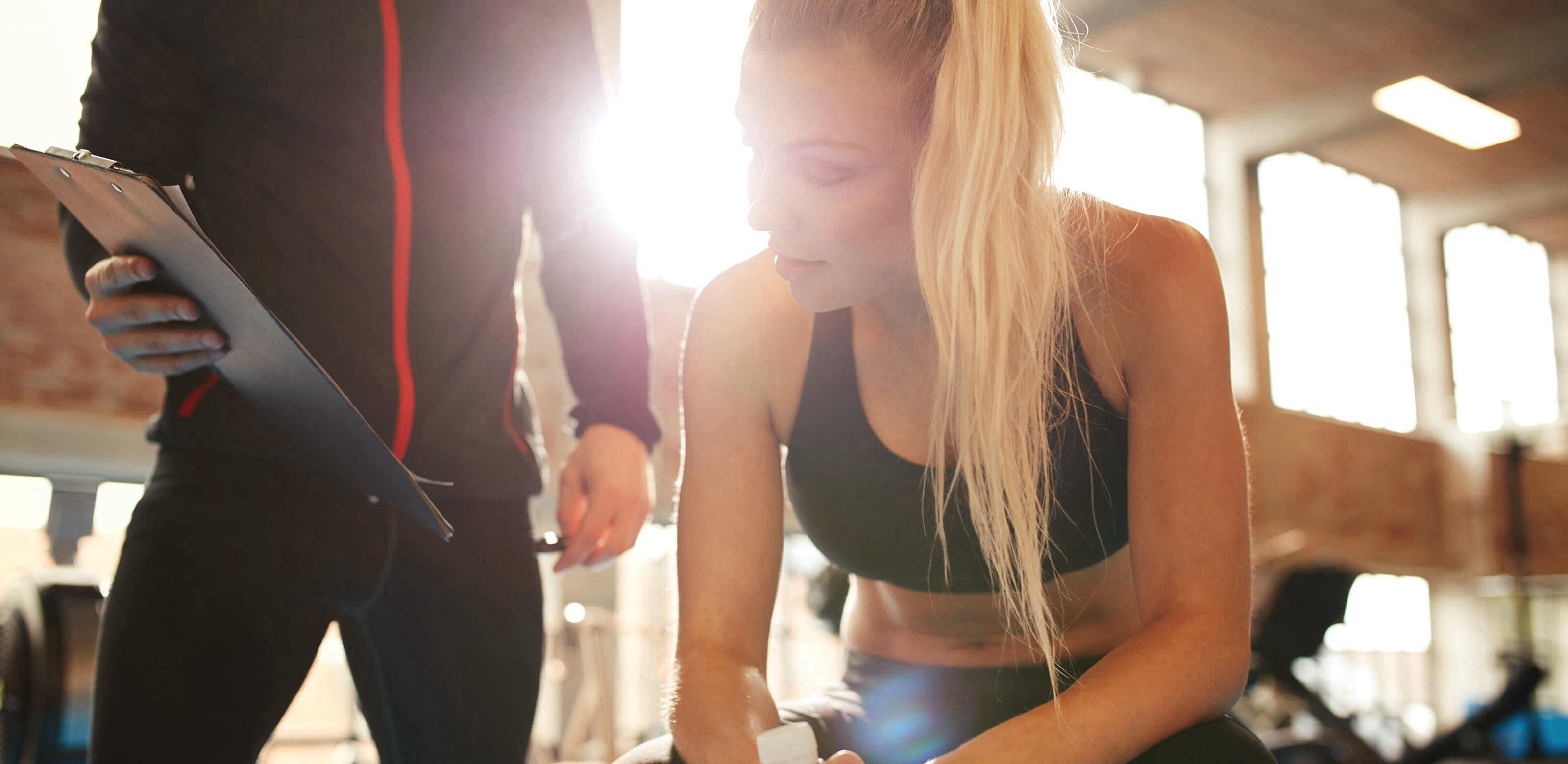 Holmes Place | Services | Personal Trainer