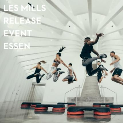 Les Mills Release Event ESS