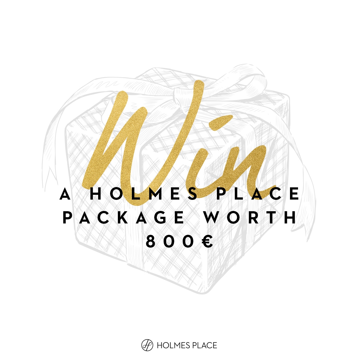 Holmes Place | Illustration Gift