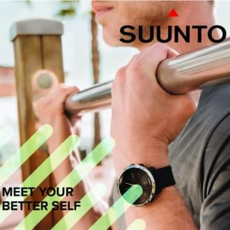 Holmes Place | New Entry! Τa SUUNTO watches στα in-club shops των Holmes Place