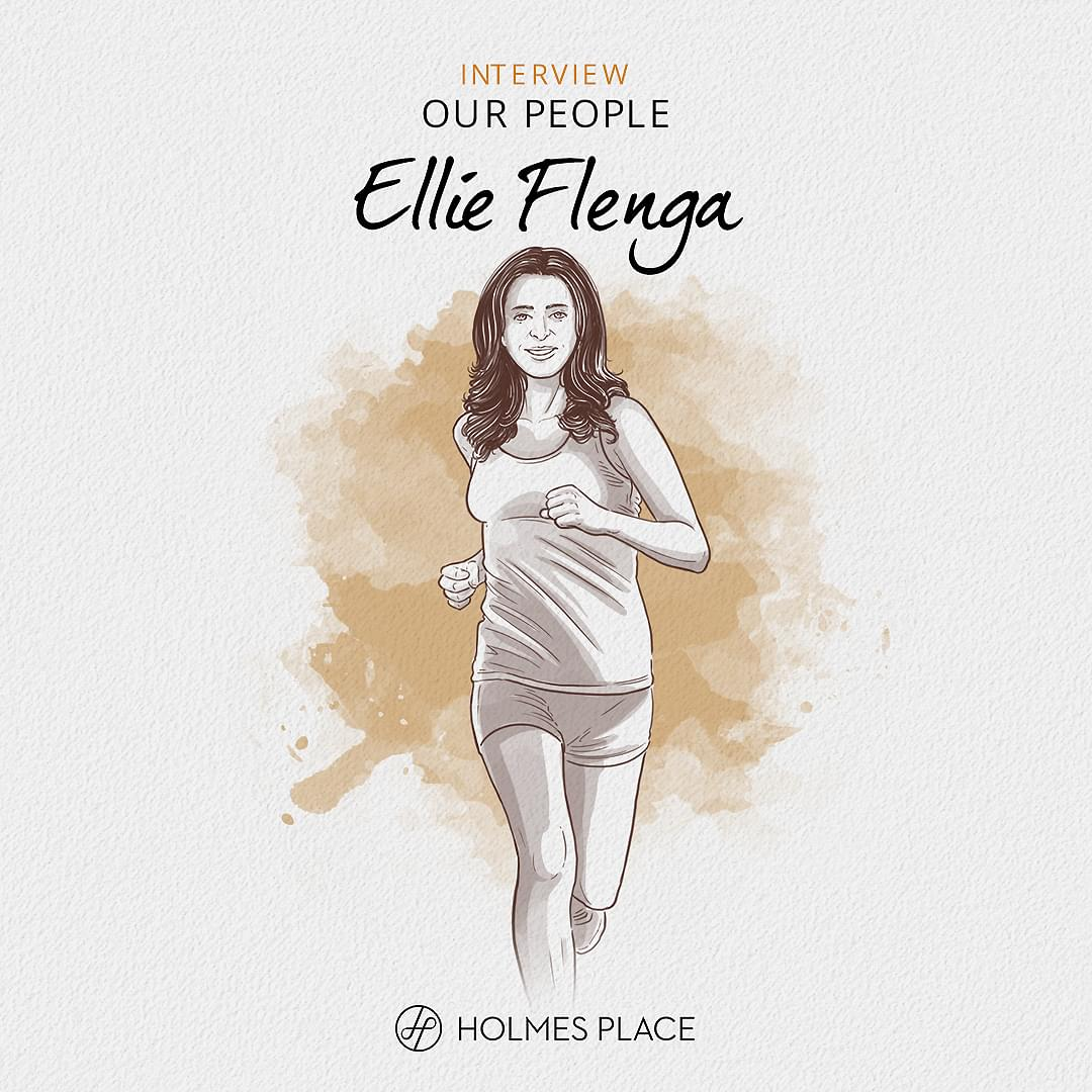 Holmes Place | Blog | Our People – Ellie Flenga