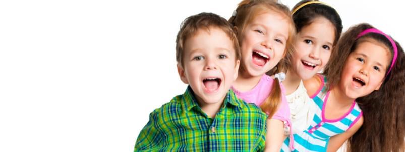 Crianças a sorrir | Dia da paz | Holmes Place