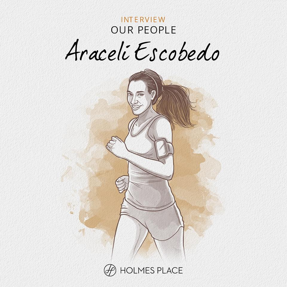 Holmes Place | Blog | Our People | Araceli Escobedo