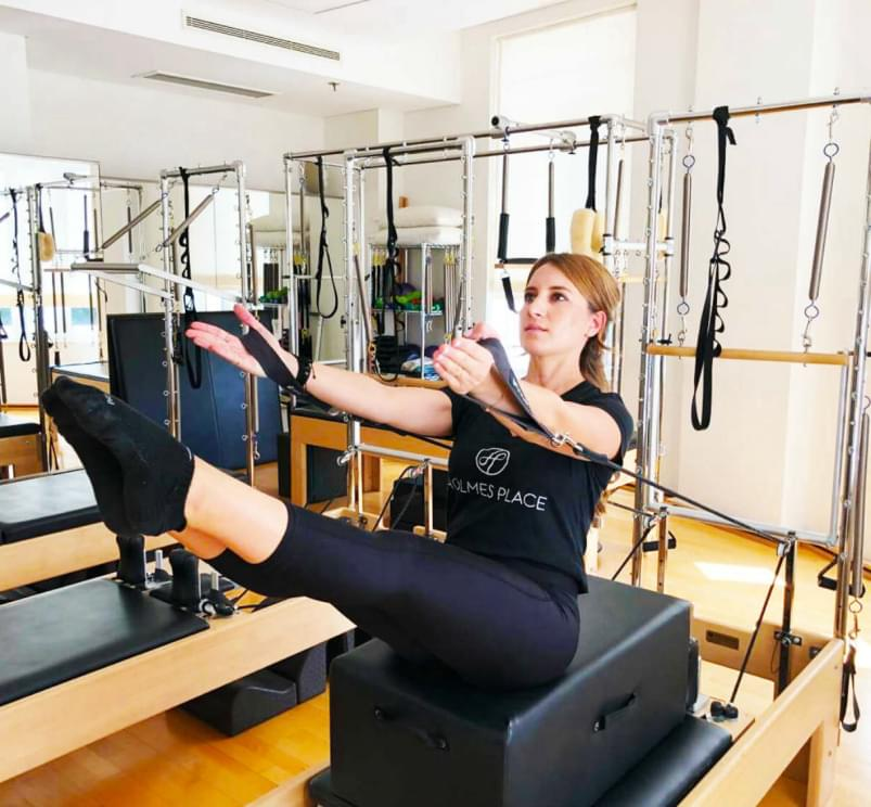 Holmes Place | pilates