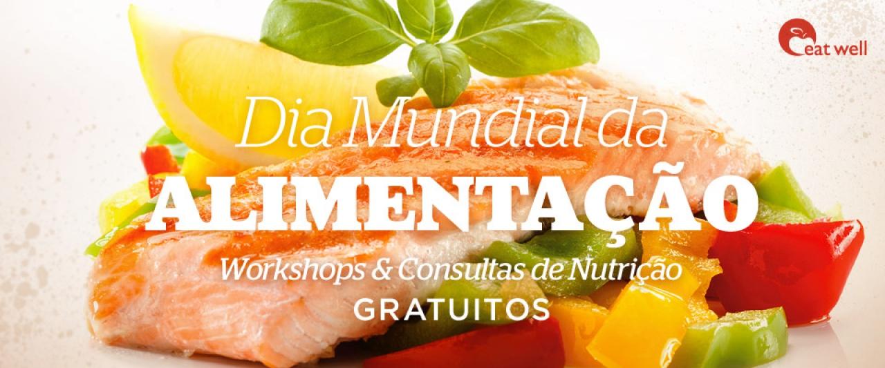 Dia Mundial da Alimentação | Workshops | Holmes Place