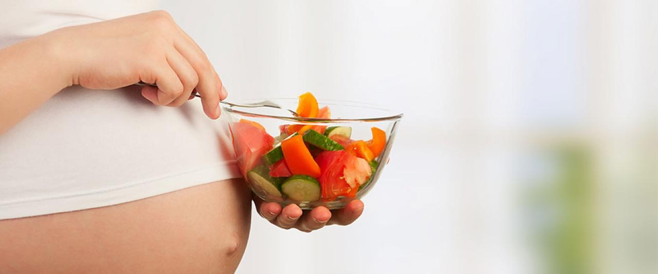 Dieta saudável na gravidez | Holmes Place