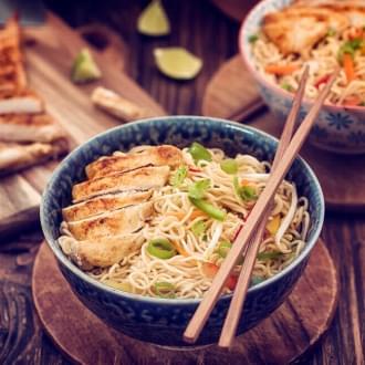 Massa Tailandesa | Hidratos de Carbono | Dieta | Holmes Place