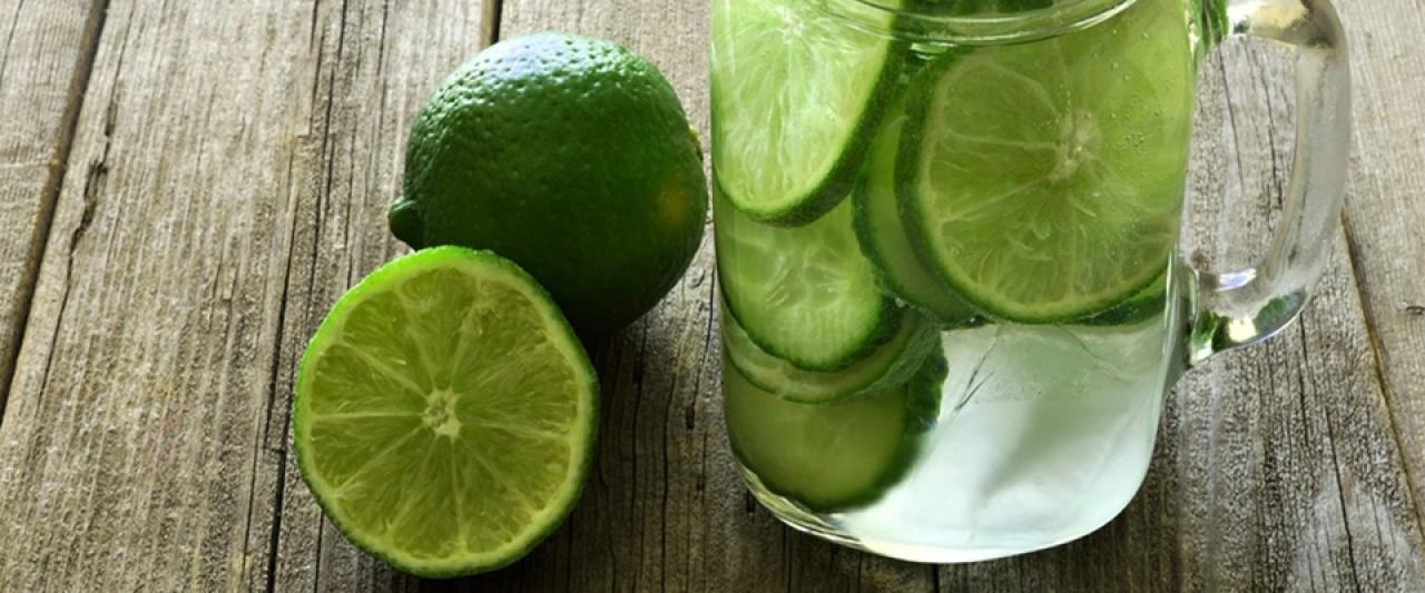Água aromatizada | Perder peso | Holmes Place