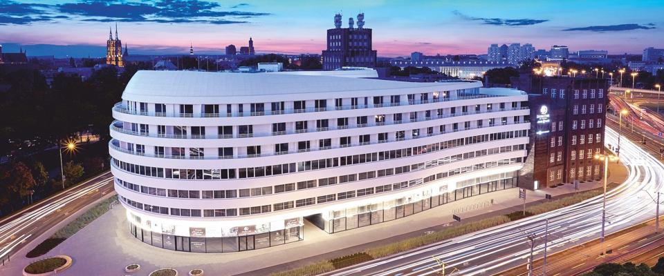 budynek OVO we Wrocławiu