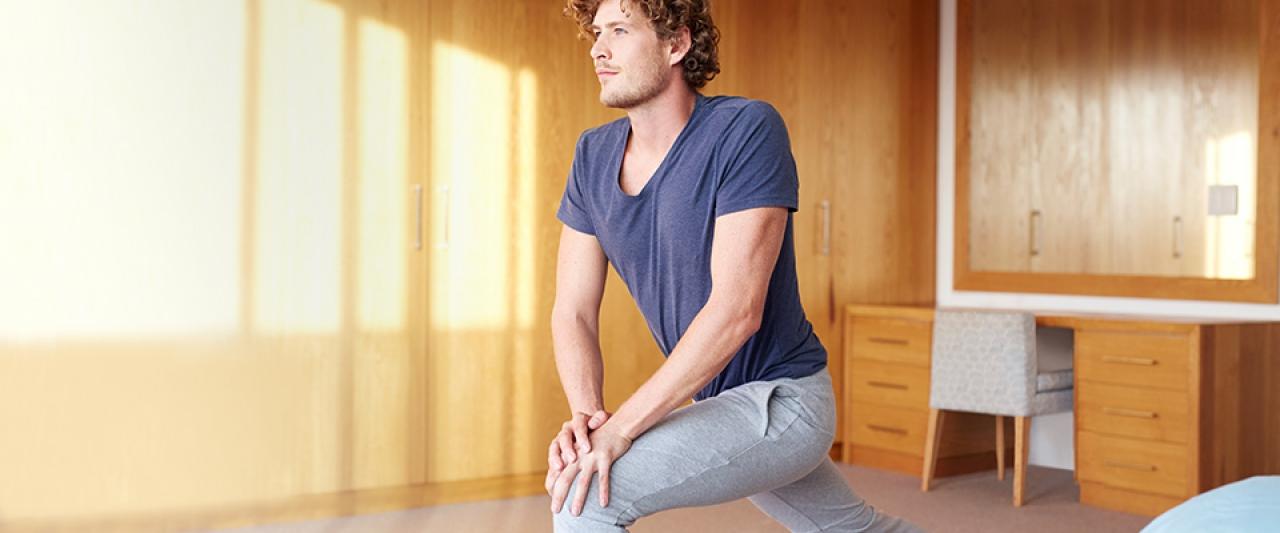 Exercícios para evitar a dor nos joelhos | Holmes Place