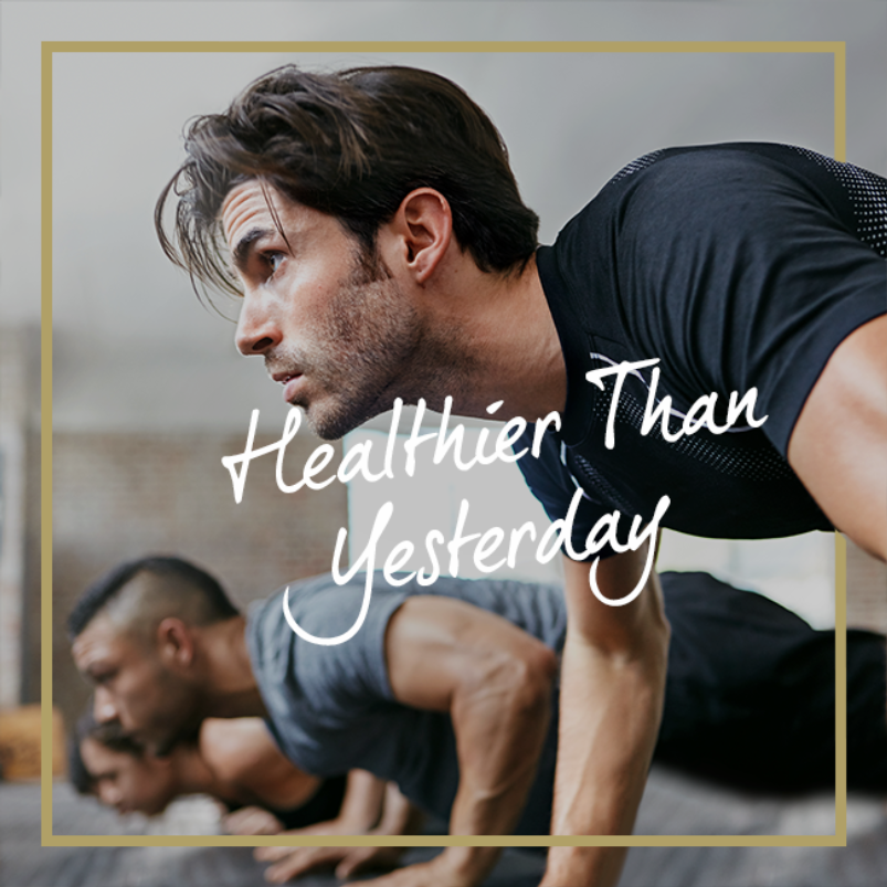 Holmes Place | Healthier than yesterday
