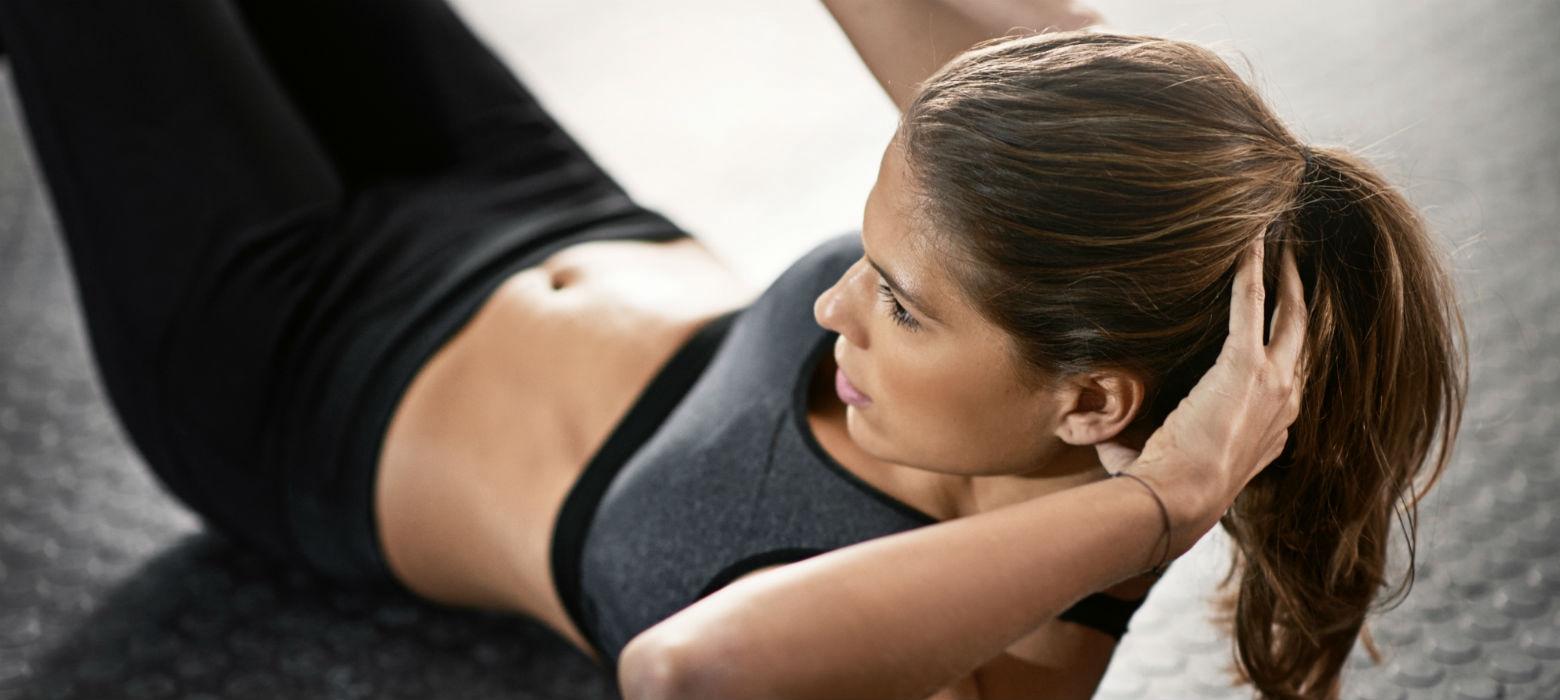 Holmes Place | workout για κοιλιακούς και κορμό