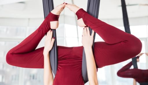 Antigravity Aerial Yoga | Mind & Body | Holmes Place