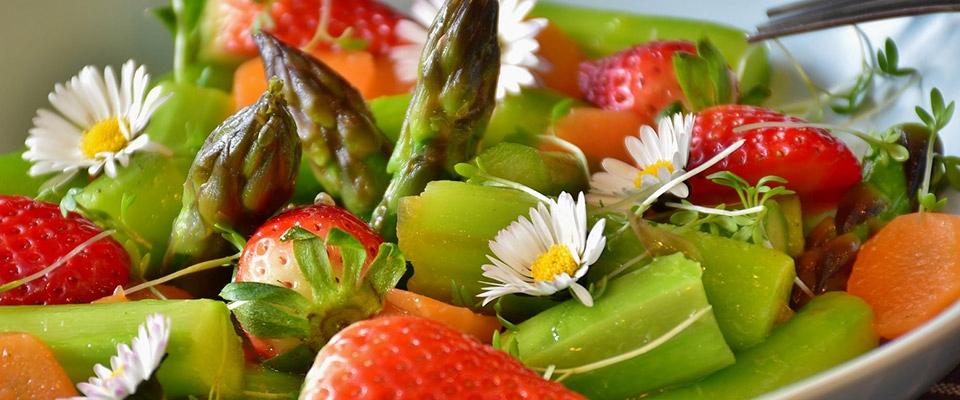 Alcachofra  com frutas | Holmes Place