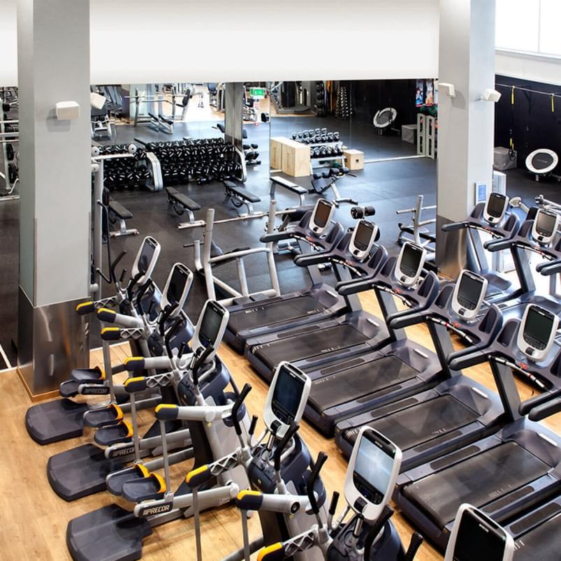 Holmes Place La Moraleja | Sala de Fitness