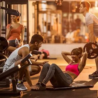 Back to work workout plan