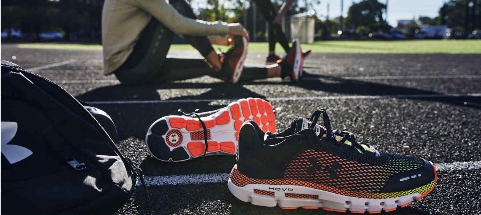 Holmes Place | Hovr™ Infinite: το νέο παπούτσι της Under Armour έφτασε