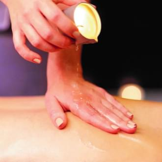 Holmes Place | Natural Spa Factory Candle Massage