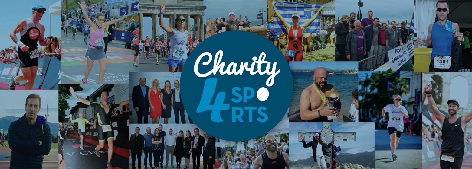 Holmes Place | Charity4SPORTS
