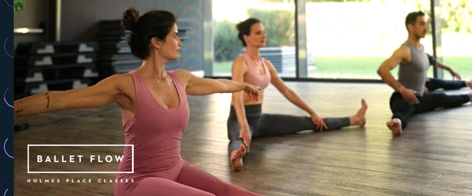 Six reasons to try Ballet Flow