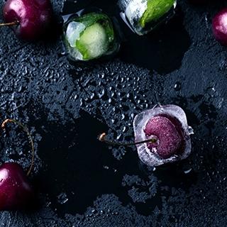 frozen cherries berries fruit health nutrition Holmes Place
