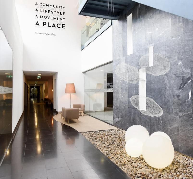 Holmes place Boavista - Lobby