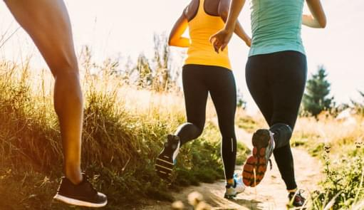 holmes place | outdoor running