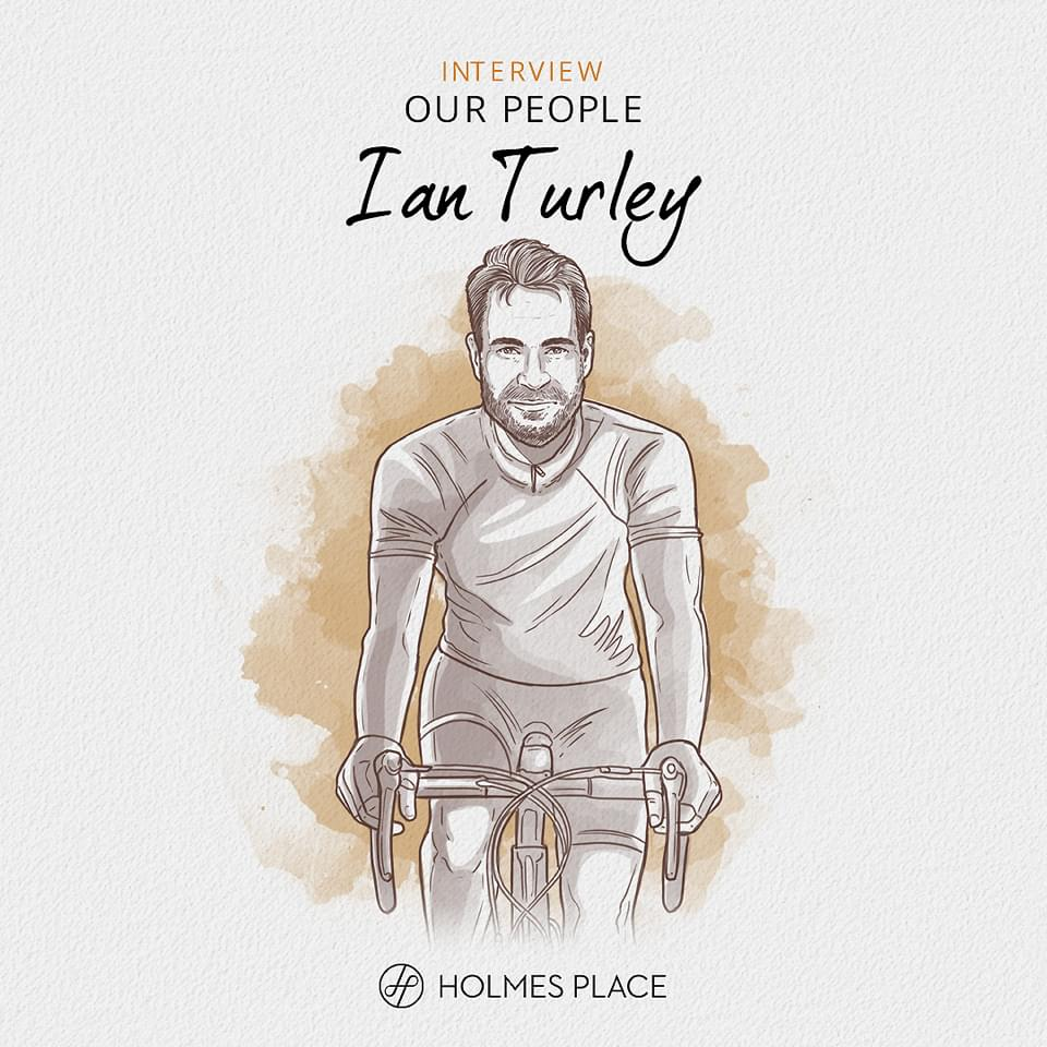 Holmes Place | Blog | Our People – Ian Turley