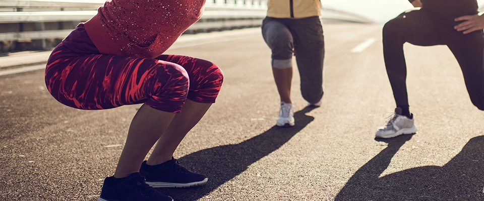 banner fitness treino pernas