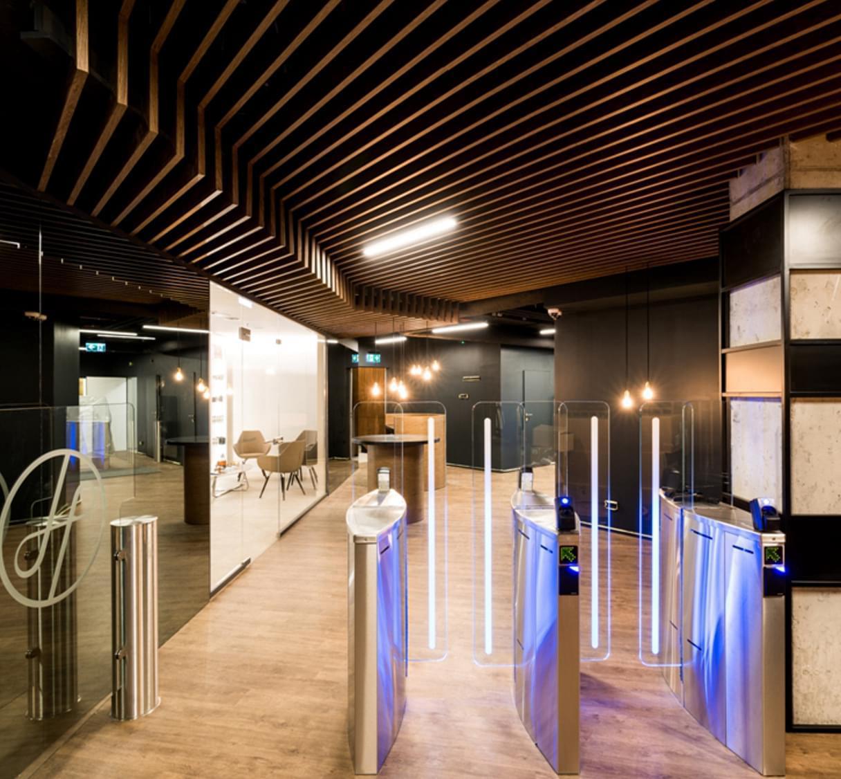 Holmes Place Poland | Premium OVO Wrocław | Entrance