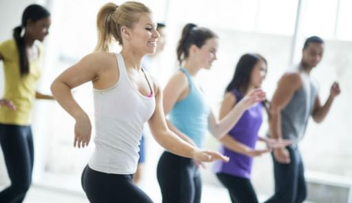 zumba group fitness | Homes Place