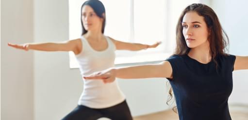 Hatha Yoga Prävention